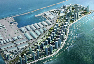 Dubai Maritime City, UAE