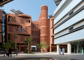Masdar city FTZ, Abu Dhabi, the UAE