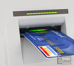 how to get a debit card in dubai