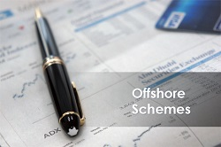 Information about offshore schemes