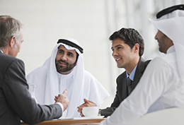 The UAE - peculiar aspects of running  business in the Arab countries